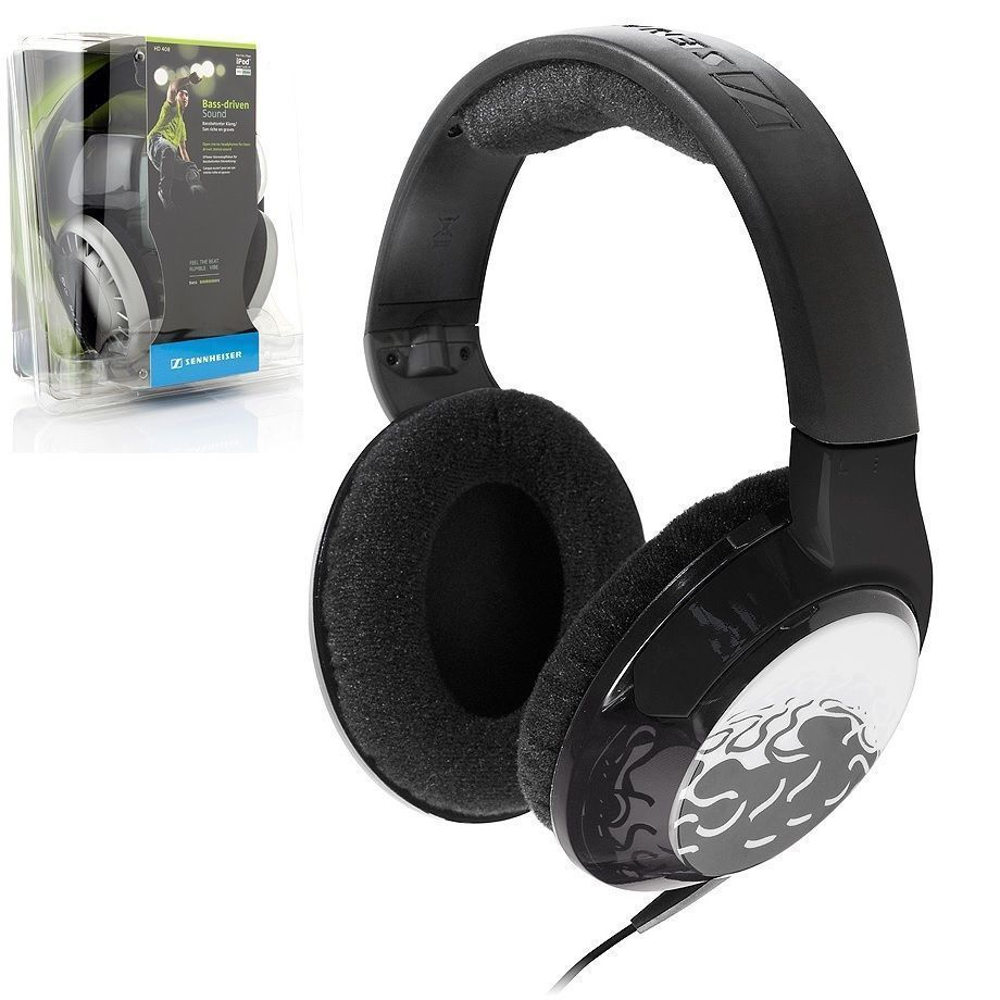 Sennheiser HD 418 full size headphones (HD418)